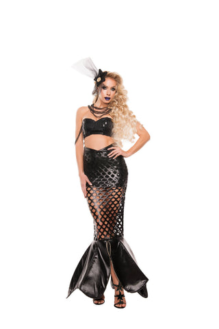 Sexy Noir Mermaid