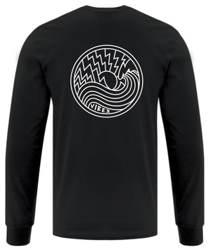 Vibes - Long Sleeve Shirt