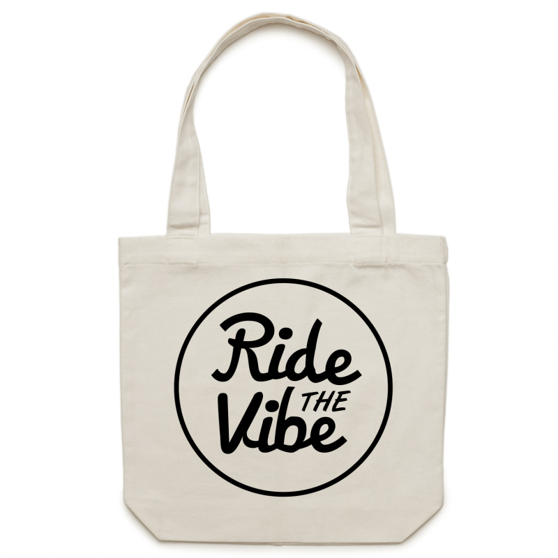 Vibe Supply - Canvas Tote Bag