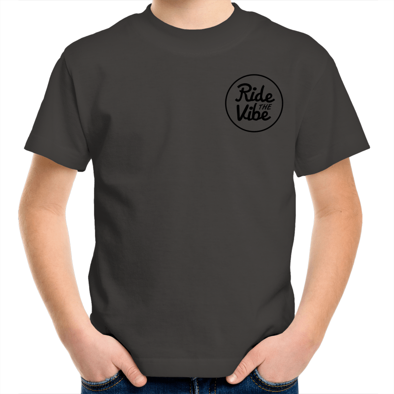 RTV Grommet - Youth Crew Tee - Ride The Vibe