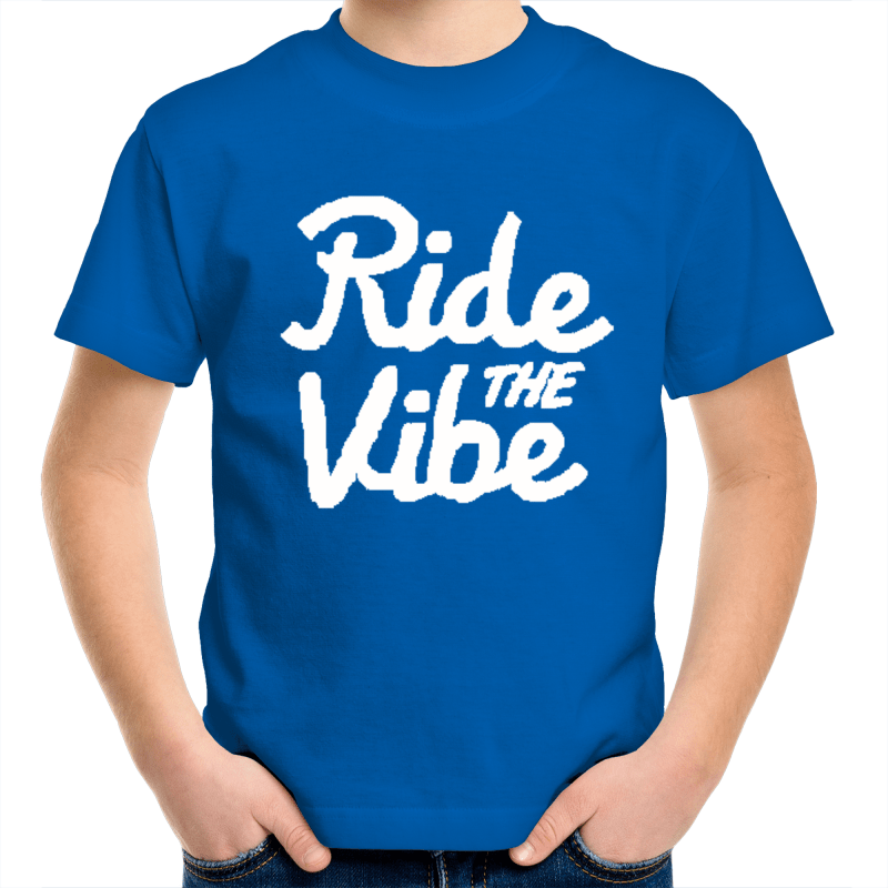 RTV  Grommet Live Large - Kids Youth Crew T-Shirt