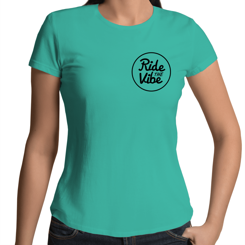 RTV Simple - Womens Crew T-Shirt