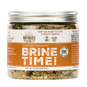 Just in Time for the Holidays: It's Brine Time!