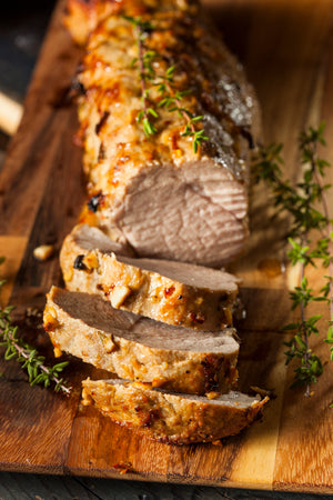 Easy Weeknight Pork Tenderloin: Get ready to make the entire house smell warm and cozy!