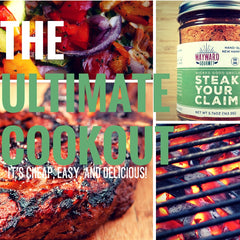 The Ultimate Cookout | Wayward Gourmet