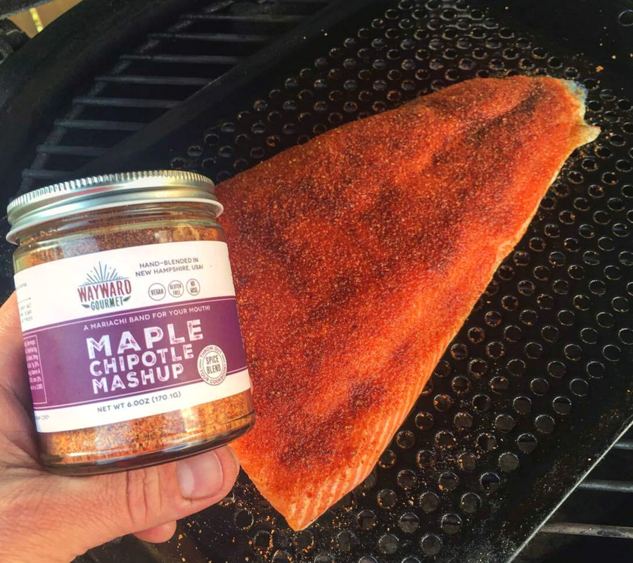 Maple Chipotle Mashup Sweet & Spicy BBQ Rub