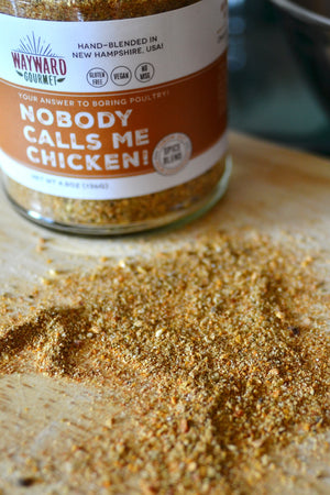 Nobody Calls Me Chicken Poulrty Spice Rub