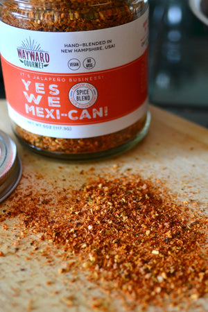 Yes We Mexi-Can Taco & Fajita Southwestern Spice Rub