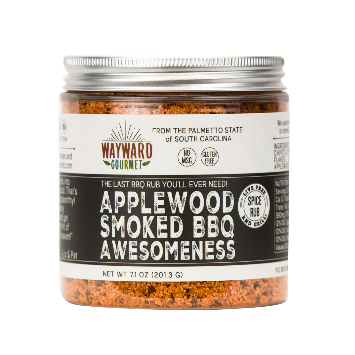 Applewood Smoked BBQ Awesomeness