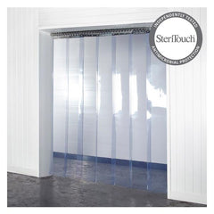 anti microbial strip curtain kit