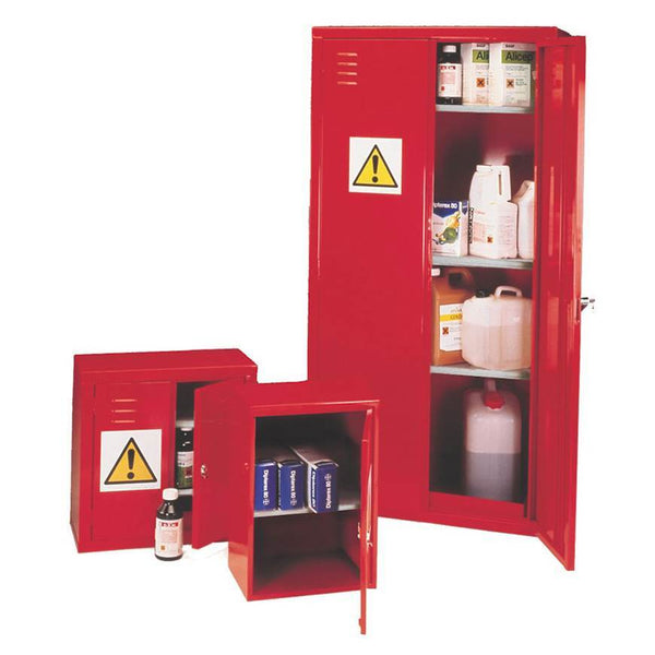 Pesticide/Agrochemical Storage Cabinets