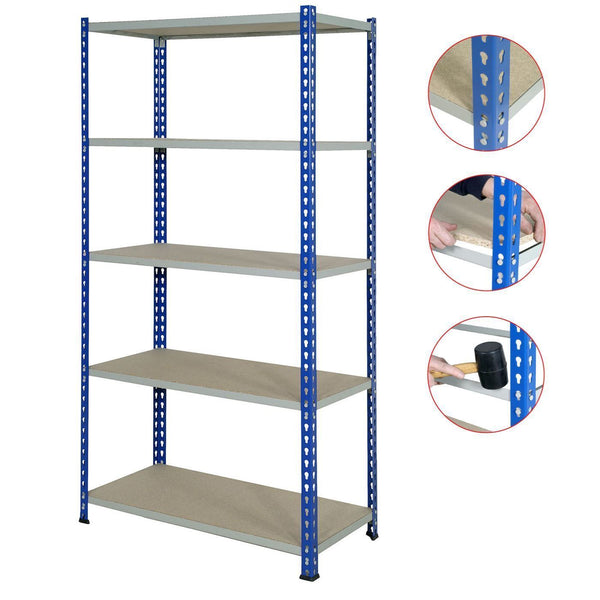 J Rivet Shelving Bays
