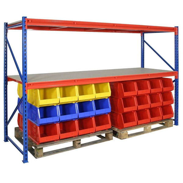 Longspan Heavy Duty Racking Beam
