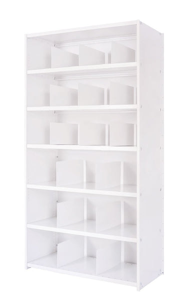 Delta Plus Shelving Freestanding Dividers