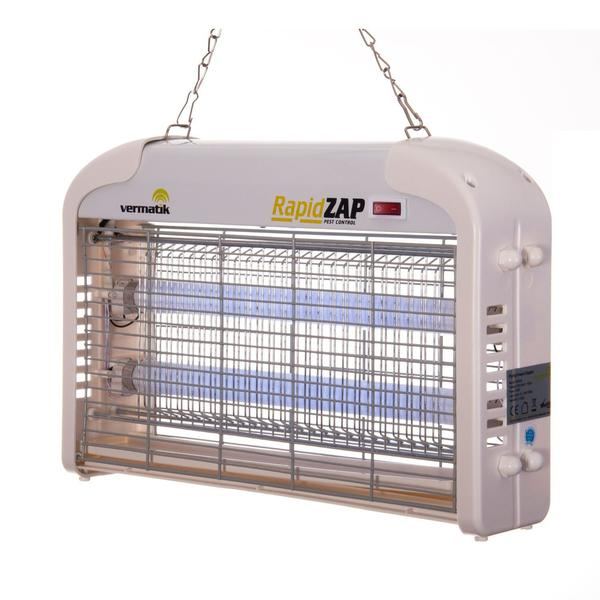 Vermatik RapidZAP 20W Electric Fly Zapper