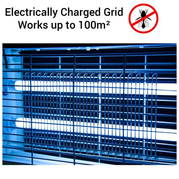Vermatik RapidZAP 30W Electric Fly Zapper