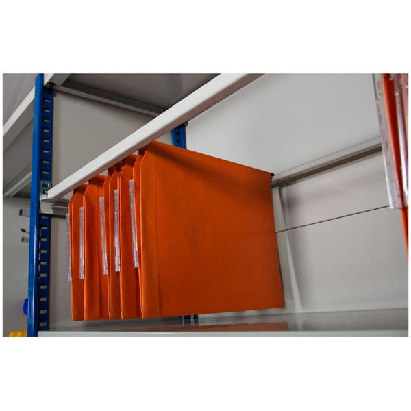 Expo 4 Boltless Shelving Lateral Filing Frame