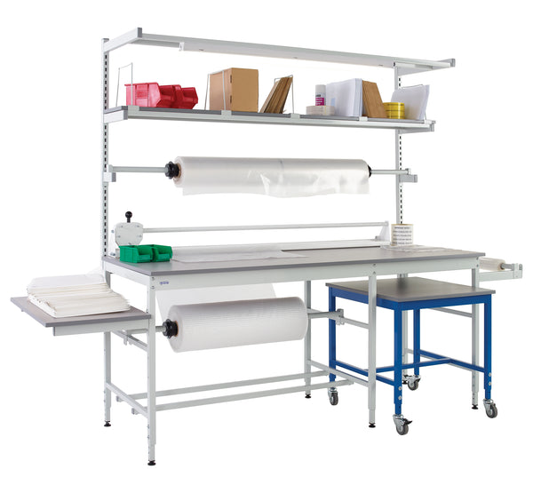 Pack Tek Dual Workbench Kit 3