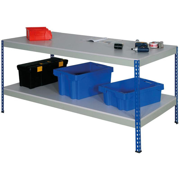 Rivet Undershelf Workbench