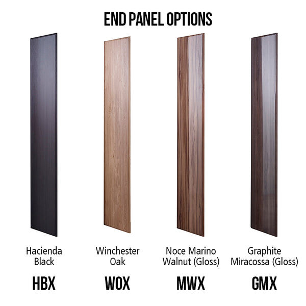 Executive Door Locker End Panel