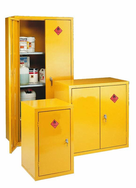 Highly Flamable Storage Cabinets