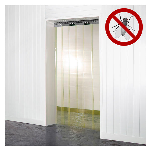 Anti-Insect PVC Curtains Kit 300mm x 3mm