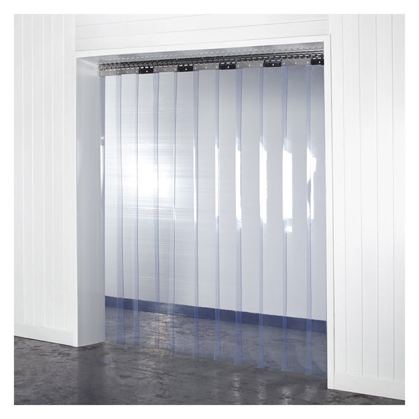 Standard Grade PVC Curtains Kit 200mm x 2mm