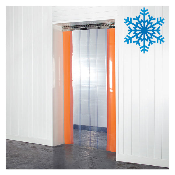 Super Polar Grade PVC Curtains Kit 200mm x 2mm