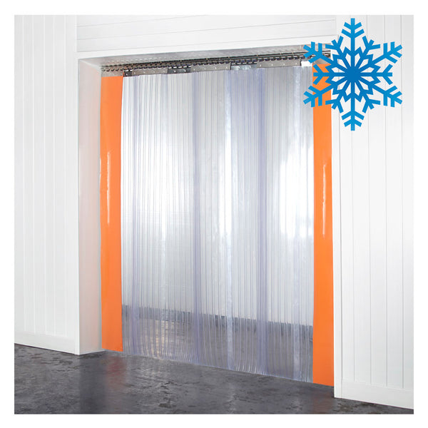 Made To Measure Super Polar Grade PVC Curtains