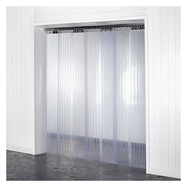 Standard Double Ribbed Curtains 400mm x 4mm