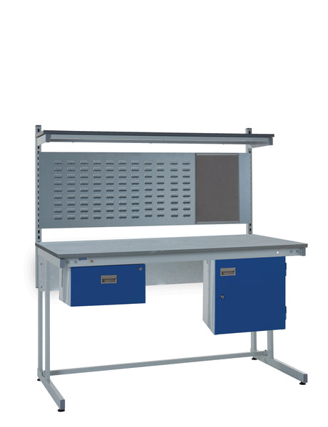 Cantilever ESD Workbench Kits