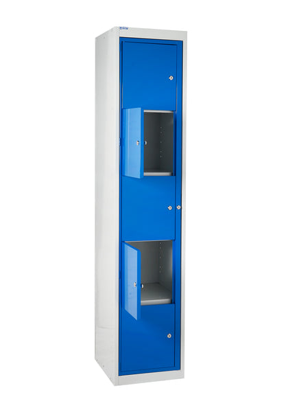 Flat Garment Locker