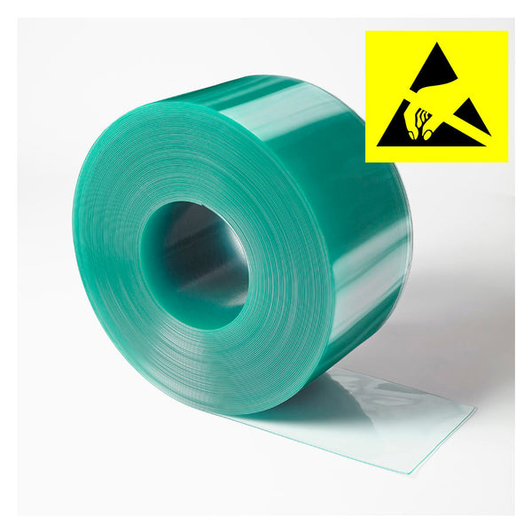 Anti-Static PVC Bulk Roll 200mm x 2mm