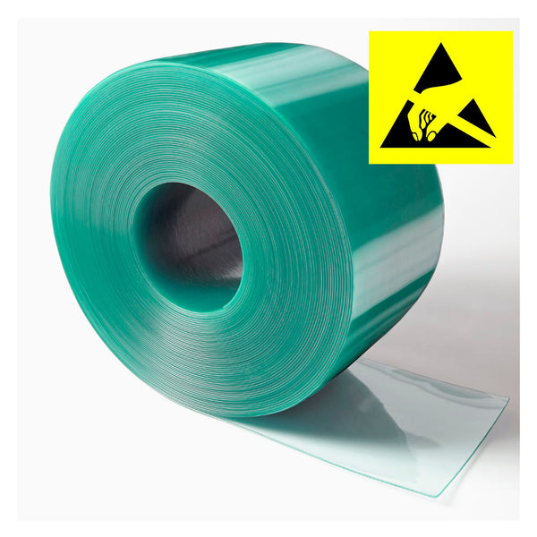 Anti-Static PVC Bulk Roll 300mm x 3mm