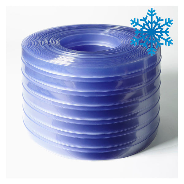 Polar Grade Double Ribbed PVC Bulk Roll 200mm x 2mm