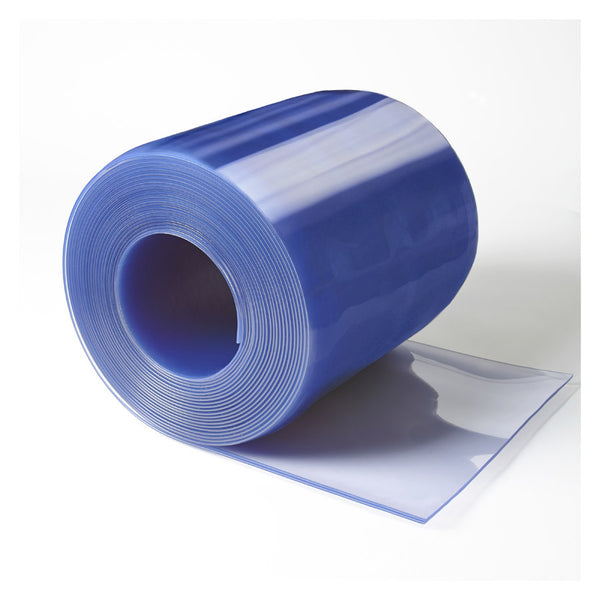 50m Roll Of Pvc Strips For Doorways Strip Curtains Direct