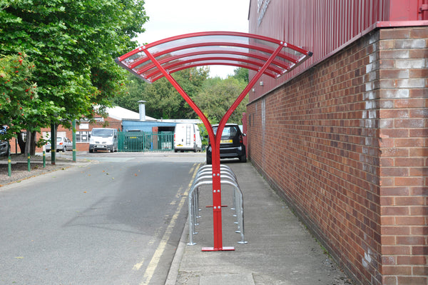 Dalton Cycle Shelter