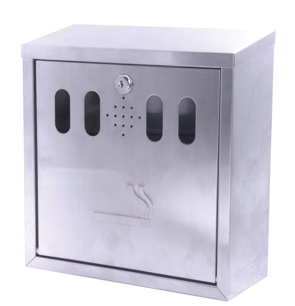 Wall Mounted St Steel Bin