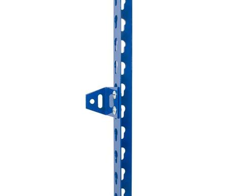 Rivet Shelving Wall Bracket