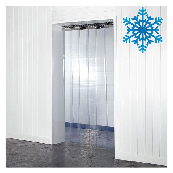 COMBO DEAL *SAVE!* - Vermatik RapidZAP 16W Electric Fly Zapper + 1m x 2m Polar Grade PVC Strip Curtains