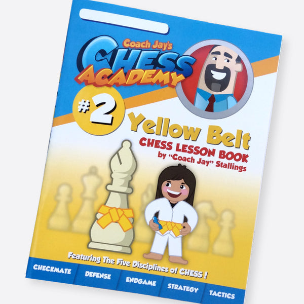Yellow Belt Level 2 Set (Lesson Book & Puzzle Pack)