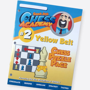 Yellow Belt Chess Puzzle Pack
