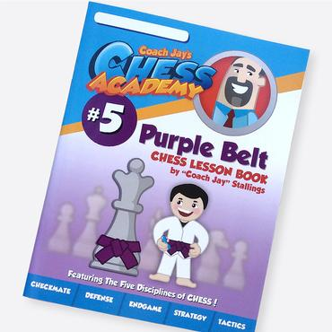 Bulk Pricing for Coaches/Clubs - Lesson & Puzzle Books