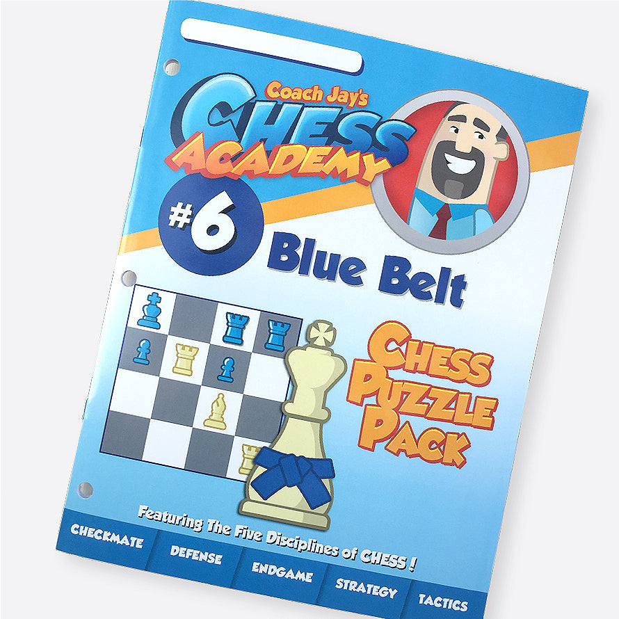Blue Belt Chess Puzzle Pack
