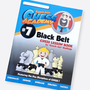 Black Belt Chess Lesson Book