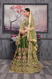 Designer Wedding Wear Women Lehenga choli