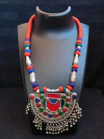 Multicoloured 6 Afgani Jewellery