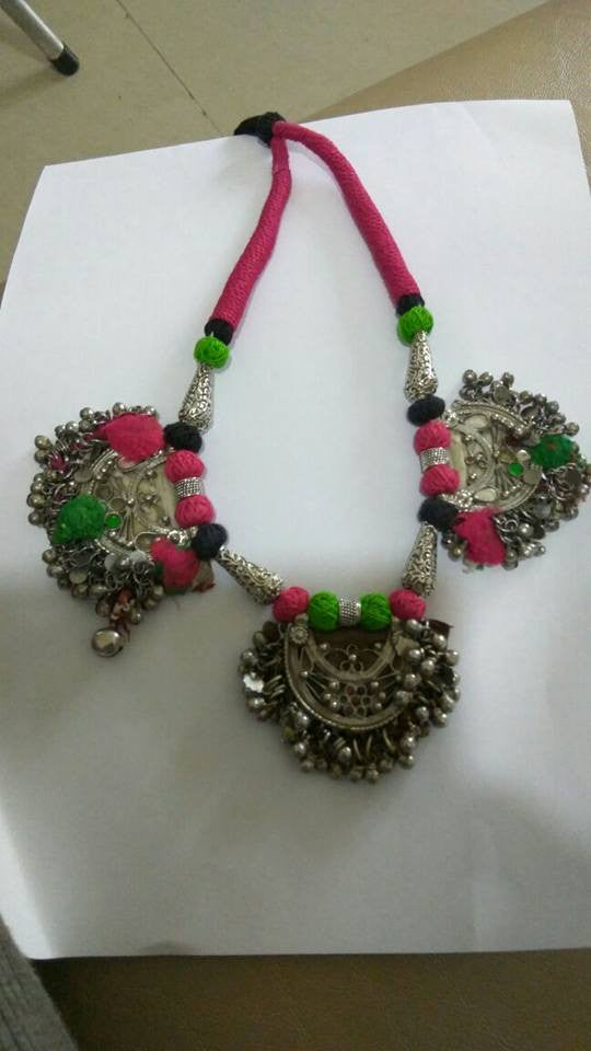 Multicoloured 10 Afgani Jewellery