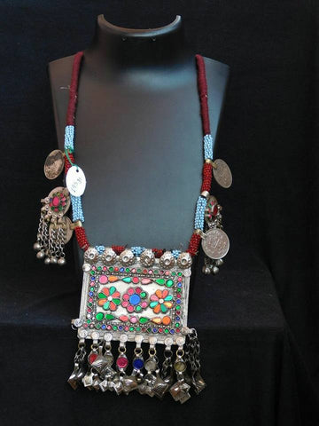 Multicoloured 13 Afgani Jewellery
