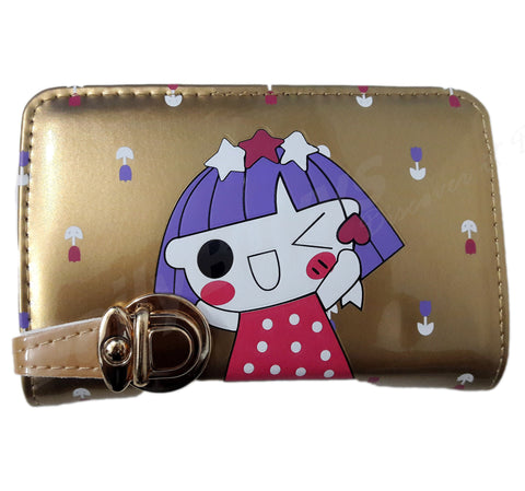 Cute Golden ladies Clutches